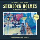 Die neuen Fälle - Fall 19: Die Untoten von Tilbury/Sherlock Holmes