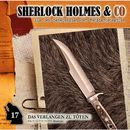 Folge 17: Das Verlangen zu töten/Sherlock Holmes & Co