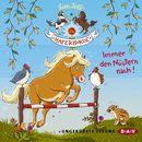 Die Haferhorde, Teil 3: Immer den Nüstern nach!/Suza Kolb