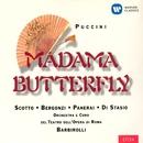 Puccini - Madama Butterfly/Sir John Barbirolli/Renata Scotto/Carlo Bergonzi/Rolando Panerai/Anna di Stasio/Coro del Teatro dell'Opera, Roma/Orchestra del Teatro dell'Opera, Roma