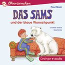 Ohrwürmchen: Das Sams und der blaue Wunschpunkt und eine weitere Geschichte/Paul Maar