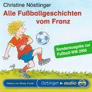 Fußballgeschichten vom Franz/Christine Nöstlinger
