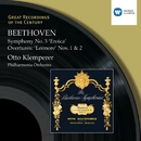 Beethoven : Symphony No.3 'Eroica' - Overtures: 'Leonore' Nos.1 & 2/Otto Klemperer