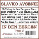 In den Bergen, Folge 2/Slavko Avsenik