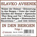 In den Bergen, Folge 1/Slavko Avsenik