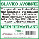 Mein Heimatland, Folge 1/Slavko Avsenik