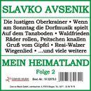 Mein Heimatland, Folge 2/Slavko Avsenik
