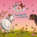 Die Haferhorde, Teil 4: Schmetterlinge im Ponybauch (Ungekürzt)/Suza Kolb