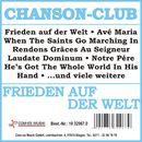 Frieden auf der Welt/Chanson-Club