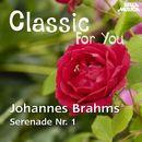 Classic for You: Brahms - Serenade No. 1/Orchestra Filarmonica Italiana