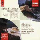 Gidon Kremer plays Works for Violin/Gidon Kremer/Berliner Philharmoniker/Herbert von Karajan/Philharmonia Orchestra/Riccardo Muti/Andrei Gavrilov