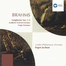 Brahms: Symphonies Nos. 1-3 & Overtures/Eugen Jochum/London Philharmonic Orchestra