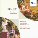 Brahms: Piano Trios etc./Peter Frankl/Gyorgy Pauk/Ralph Kirschbaum/André Previn/Yale String Quartet