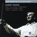 Albert Coates: Great Conductors of the 20th Century/Albert Coates