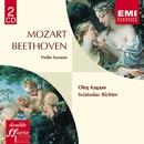 Mozart & Beethoven: Violin Sonatas/Oleg Kagaan/Sviatoslav Richter