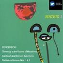 Threnody to the Victims of Horoshima etc/Krzysztof Penderecki/Wanda Wilkomirska/Cracow Philharmonic Chorus/Polish National Radio Symphony Orchestra/London Symphony Orchestra