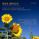 Bruch: Romantic Pieces/Johannes Burghoff