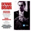 R. Strauss/Hindemith: Horn Concertos/Dennis Brain/Philharmonia Orchestra/Paul Hindemith/Wolfgang Sawallisch
