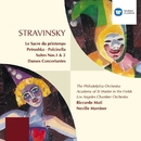 Stravinsky: Le Sacre du Printemps/Petrushka/Pulcinella/Suites/Danses/Riccardo Muti/Sir Neville Marriner