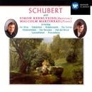 Schubert - Lieder Recital/Simon Keenlyside/Malcolm Martineau