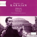 Sibelius: Symphonies Nos. 4 & 5/ Finlandia/Herbert von Karajan/Philharmonia Orchestra