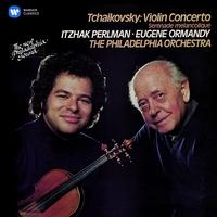 Tchaikovsky: Violin Concerto & Sérénade mélancolique