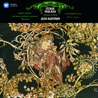 Perlman plays Saint-Saëns, Chausson & Ravel