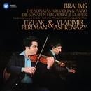 Brahms: Violin Sonatas Nos 1 - 3 & 4 Hungarian Dances/Itzhak Perlman