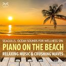 Piano on the Beach - Relaxing Music & Chrushing Waves - Seagulls, Ocean Sounds for Wellness Spa/Torsten Abrolat