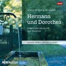 Hermann und Dorothea/Johann Wolfgang von Goethe