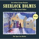 Die neuen Fälle - Fall 20: Die Spur ins Nichts/Sherlock Holmes