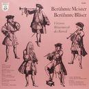 Berühmte Meister, berühmte Bläser/Deutsche Bachsolisten / Helmut Winschermann / Orchester der Brühler Schlosskonzerte