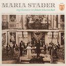 Maria Stader singt Kantaten von Johann Sebastian Bach/Orchester der Brühler Schlosskonzerte / Helmut Müller-Brühl