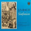 Bach: Sinfonien/Deutsche Bachsolisten / Helmut Winschermann / Orchester der Brühler Schlosskonzerte