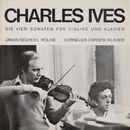 Ives: Die vier Sonaten für Violine und Klavier/Janos Negyesy