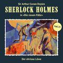 Die neuen Fälle - Fall 21: Der ehrlose Löwe/Sherlock Holmes
