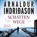 Schattenwege - Island Krimi/Arnaldur Indriðason