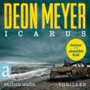 Icarus (Gekürzte Hörbuchfassung)/Deon Meyer