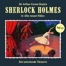 Die neuen Fälle - Fall 22: Die schreiende Tänzerin/Sherlock Holmes