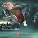 Der Leichen-Alchimist/Dan Shockers Gruselkabinett