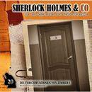 Folge 20: Die Verschwundenen von Zimmer 5/Sherlock Holmes & Co