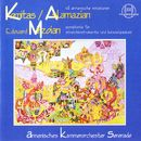 Komitas, Aslamazian, Mirzoian/Armenisches Kammerorchester Serenade / Edouard Topchian