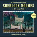 Die neuen Fälle - Fall 23: Die Prinzen im Tower/Sherlock Holmes