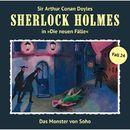 Die neuen Fälle - Fall 24: Das Monster von Soho/Sherlock Holmes