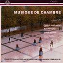 Musique de chambre/Orchester-Akademie der Herbert von Karajan-Stiftung Berlin / Horst Goebel