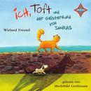 Ich, Toft und der Geisterhund von Sandkas/Wieland Freund
