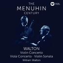 Walton: Violin Concerto, Viola Concerto & Violin Sonata/Yehudi Menuhin