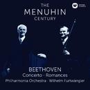 Beethoven: Violin Concerto & Romances/Yehudi Menuhin