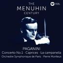 Paganini: Violin Concerto No. 1, Caprices & La campanella/Yehudi Menuhin