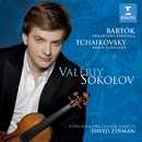 Tchaikovsky Bartok : Violin Concertos/Valery Sokolov/Tonhalle-Orchester Zürich/David Zinman